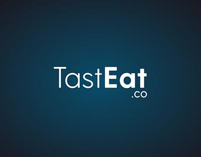 TastEat.co (Parcours Ux - Charte graphique)