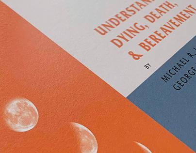 凝視死亡的公開課Understanding dying, death, &bereavement|書籍封面設計