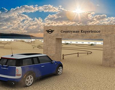 MIni Countryman Launch - Dubai