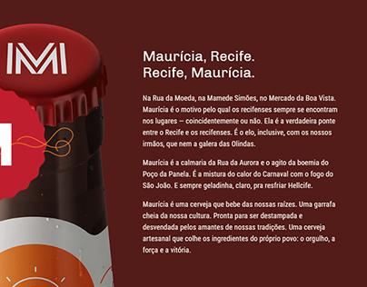 Site | Cerveja Maurícia
