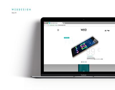 WIKO - Webdesign & Identity