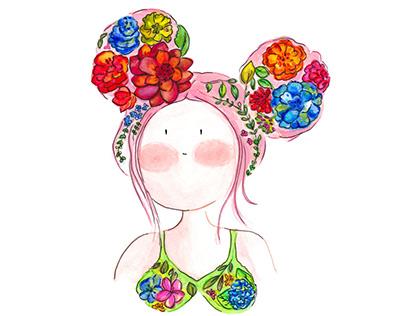 Lola Buns - Children illustration