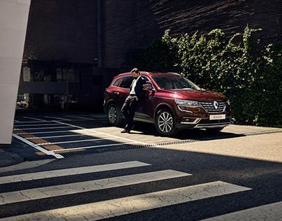 Renault Koleos Campaign