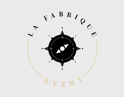 La Fabrique Event identity & user experience