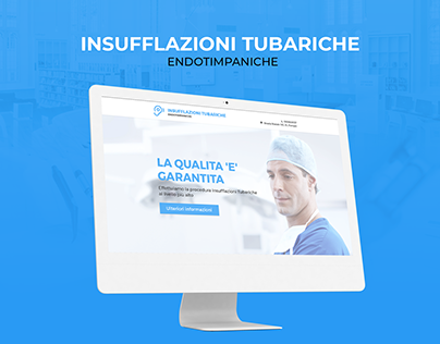 Insufflazioni Tubariche - Lending for medical center