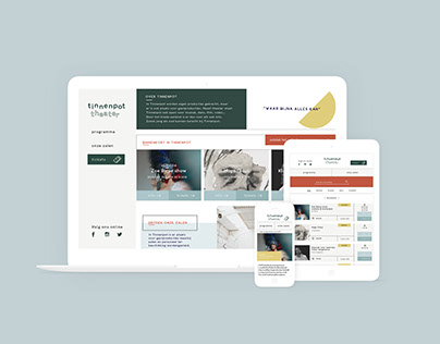 Tinnenpot | responsive website