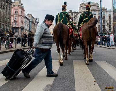 Street Photography - Budapest, Hungary