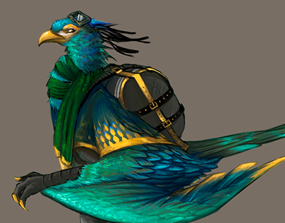 Character Development: Treasure Hunter