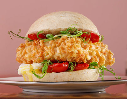 Findus Fish Burger Recipes