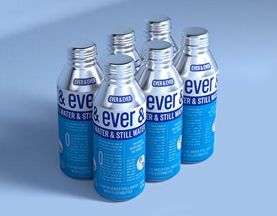 Ever & Ever Packaging Design