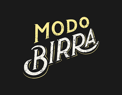 Modo Birra Logo