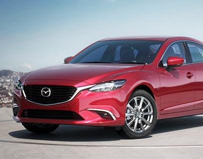 Mazda 6 - Case Study