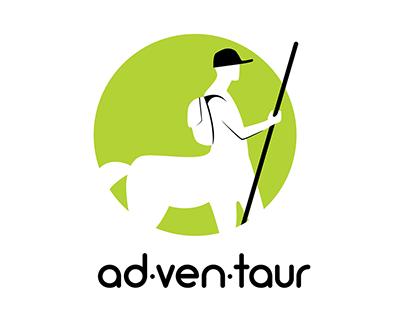 Logo: Adventaur