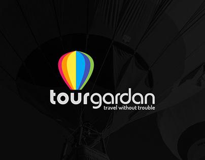 TourGardan Identity