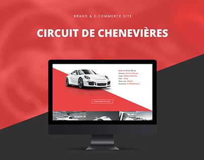 Circuit de Chenevières - Brand & e-commerce
