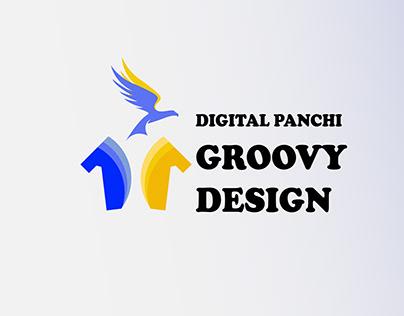 logo Design For digital panchi