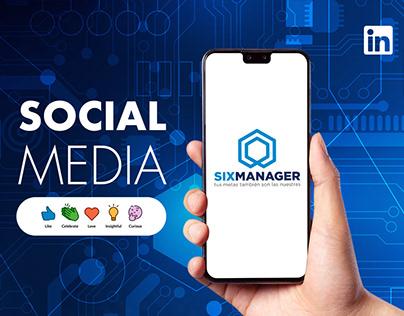 Sixmanager | Social Media