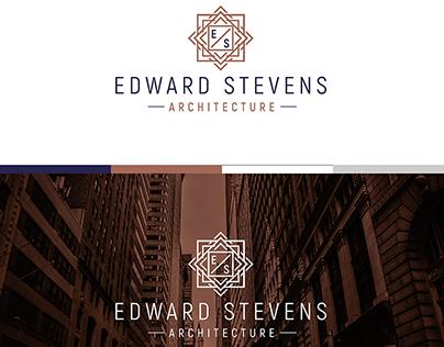 Edward Stevens Premade Logo Design Template