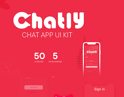 Chatly: A chat app