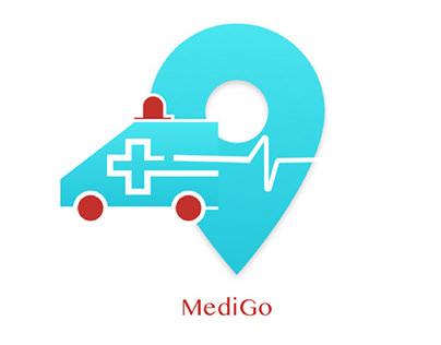MediGo - UX Case Study