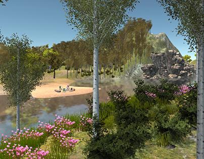 Vanitia Forest