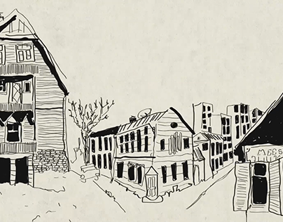 Tartu Sketches       the animated sketchbook