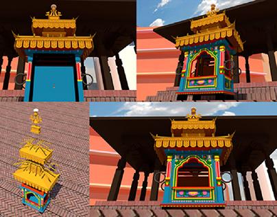 Architecture of Dyo Kha: ( Vaastukala of Dyo kha:)