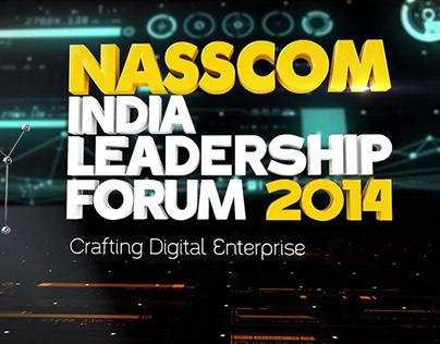 NASSCOM INDIA LEADERSHIP FORUM 2014 Packaging Design