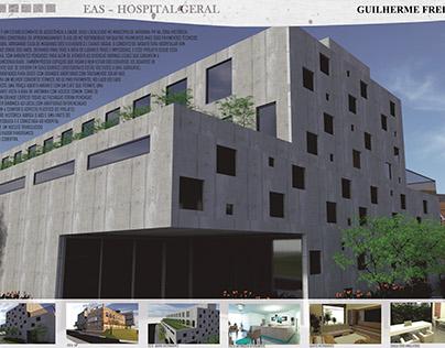 Hospital Geral - Antonina - PR