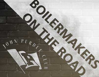 Boilermakers on the Road Poster