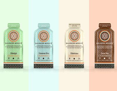 Sachet Packaging, Nuts n more packaging design