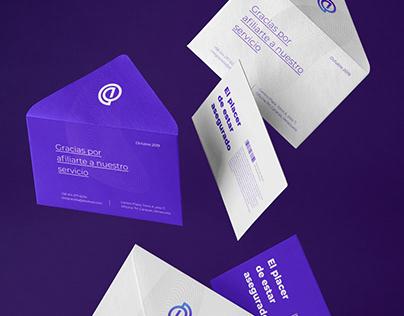 De Olival Seguros - Branding