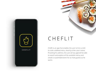 Cheflit - UI/UX Design