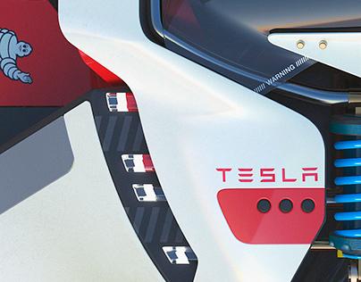 Tesla JET R-03  (le Mans 2030)