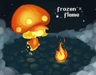 Frozen Flame - GGJ2017