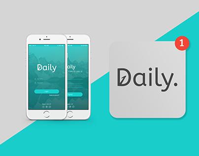 Daily UI - 1