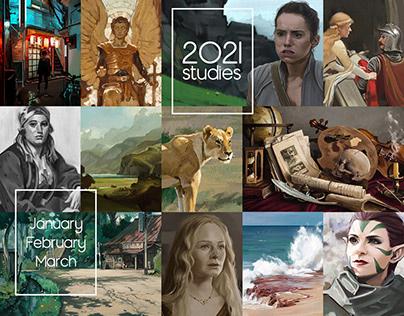 2021 Q1 Studies 🌿