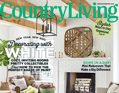 Country Living Cover Feature Jan 2016