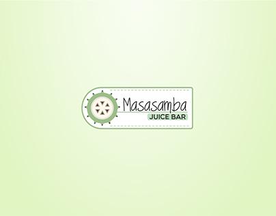 Masasamba Juice Bar | Branding