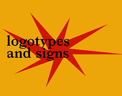 logotypes and signs —01
