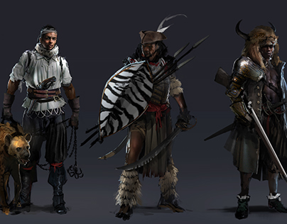 Tribal pirates