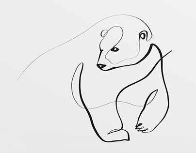 Bear Series | With One Line