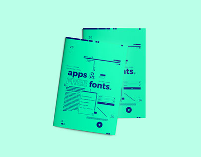 Apps&Free fonts©