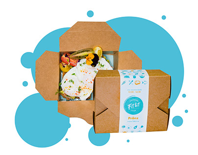 FitKit - Healthy food box