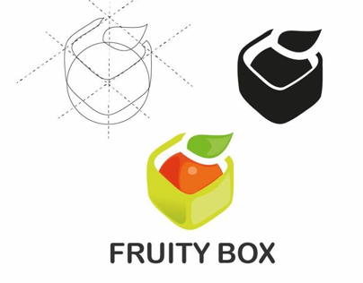 Fruity logo design