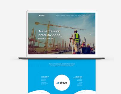 Elleve | Landing Page