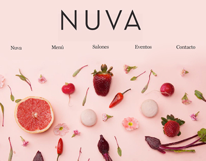 Nuva Website. Visit: www.nuvadeli.com.ar