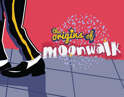 The Origins of the Moonwalk | Historic Animation