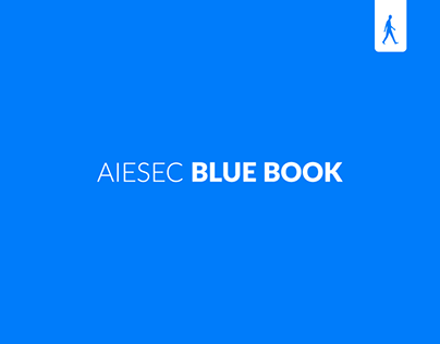 """AIESEC Global Brand Guidelines """"Blue Book""""   AIESEC"""