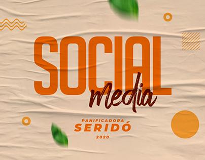 Social Media   Panificadora